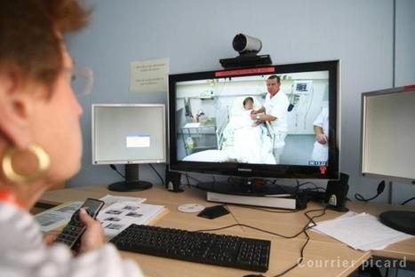 L'AVC mieux pris en charge grâce à la télémédecine | 8- TELEMEDECINE & TELEHEALTH by PHARMAGEEK | Scoop.it