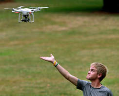 Aerial footage of Springfield fire raises privacy, safety concerns | Rise of the Drones | Scoop.it