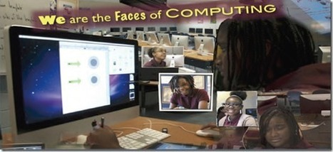 Computer Science Teacher: 2014 We Are the Faces of Computing Contest Information | ipadseducation | Scoop.it