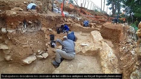 Excavan e identifican una granja de tiempos de los asmoneos en la zona oeste de Jerusalén - Arqueología, Historia Antigua y Medieval - Terrae Antiqvae | Art and Spaces | Scoop.it