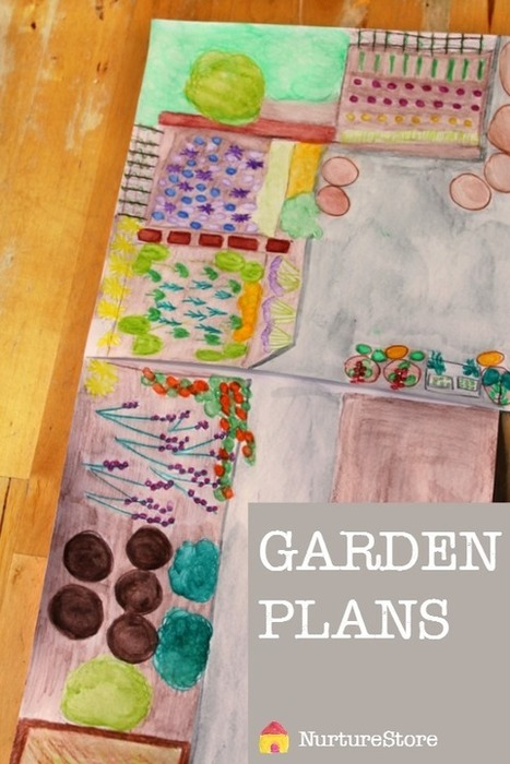 Our Garden Classroom plan for 2015 - NurtureStore | Learn through Play - pre-K | Scoop.it