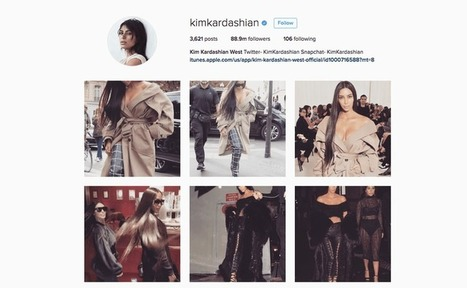 Social media shots affect body image because we only show our best side | Anthropometry and Kinanthropometry | Scoop.it