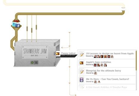 Strawberryjam | Cool Web Tools | Scoop.it