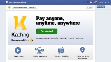 CommBank Now Lets You Bank Via Facebook Which Is Terrifying | Social Media Buzz | Scoop.it