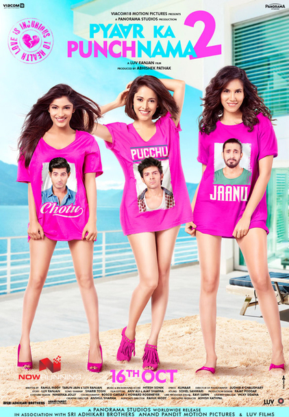 Pyaar Ka Punchnama 2 songs mp3 songs free download