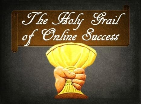 Finding the Online Sales Funnel Holy Grail - @RandyHilarski   Social Media Scoop   Scoop.it