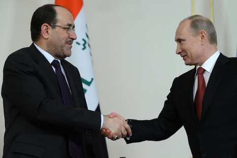 Moscow Beefs Up Military Support for Iraq | News in english | Scoop.it