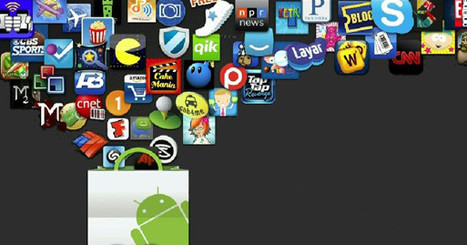 90 aplicaciones Android para profesores | Creative Tools... and ESL | Scoop.it