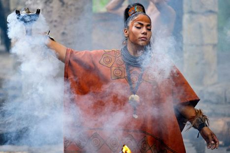 What It Actually Means To Be A Shaman | AIHCP Magazine, Articles & Discussions | Scoop.it