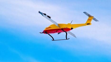 La Poste allemande veut que ses facteurs puissent piloter des drones | Les Postes et la technologie | Scoop.it