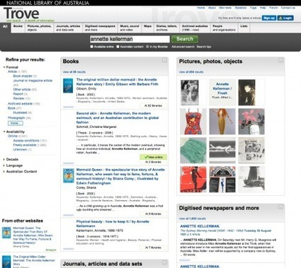 Museum collection meets library catalogue: Powerhouse collection now integrated into Trove | Digital Collections | Scoop.it