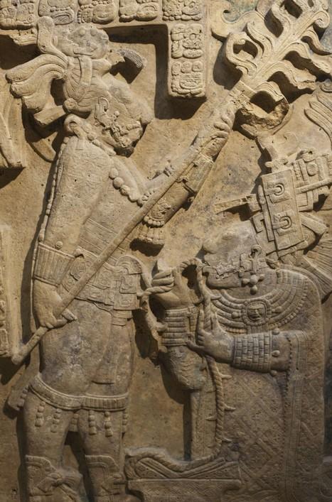 Du sang maya au bout des flèches | Merveilles - Marvels | Scoop.it