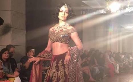 Kangana Ranaut reveals name of designer for her wedding dress   Entertainment News   Scoop.it
