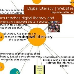 Digital Literacy | Learn about Digital Literacy on instaGrok, the research engine | Pedagogy and technology of online learning | Scoop.it