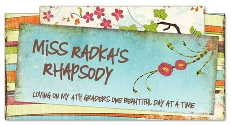 Miss Radka's Rhapsody: The Best Part of Me! | ELA - CCSS Classroom Support and Information | Scoop.it