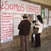 From Facebook to the Street: Activism on Cusco's Walls · Global ... | Peer2Politics | Scoop.it