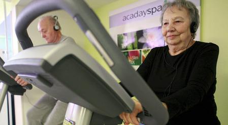 Journée mondiale de la santé, le 7 avril : vieillir en pleine forme | santé et protection sociale | Scoop.it