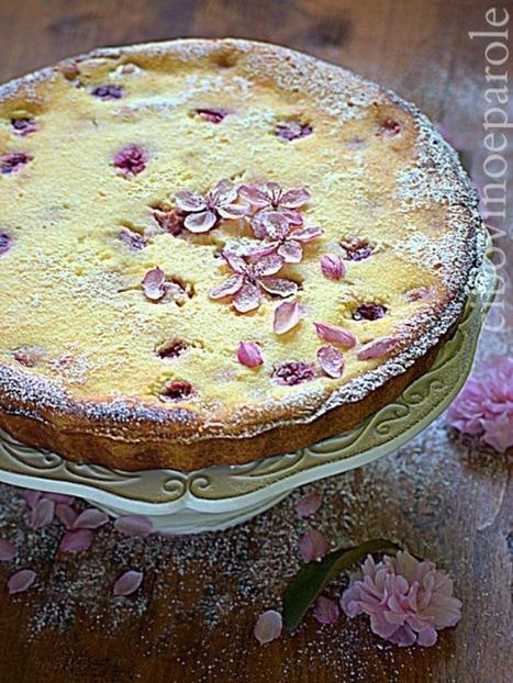 CIBO VINO E PAROLE ...: Crostata ricotta e lamponi | FOOD BLOG | Scoop.it