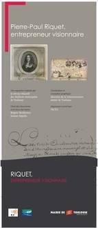 La Fabrique de Toulouse accueille l'exposition sur Pierre Paul Riquet | Archives municipales de Toulouse | Scoop.it