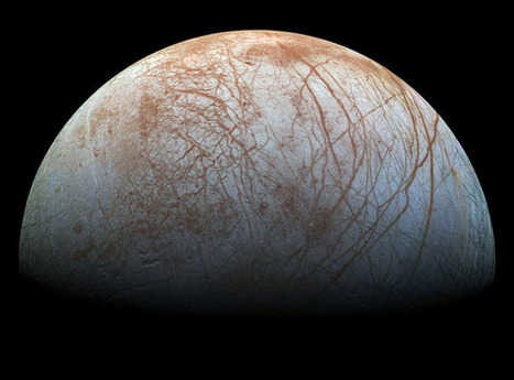 NASA Unveils Most Amazing View of Jupiter's Watery Moon Europa (Video 4min) | Science, Space, and news from 'out there' | Scoop.it