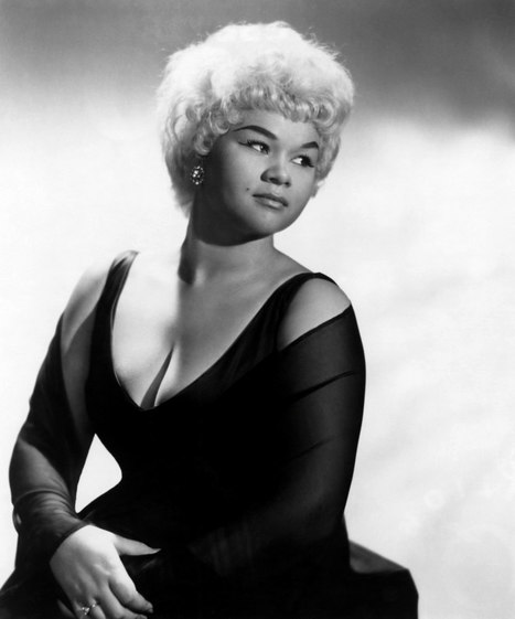 Etta James Goes From 'At Last' Singer To Legendary American Artist | The Huffington Post | Merveilles - Marvels | Scoop.it