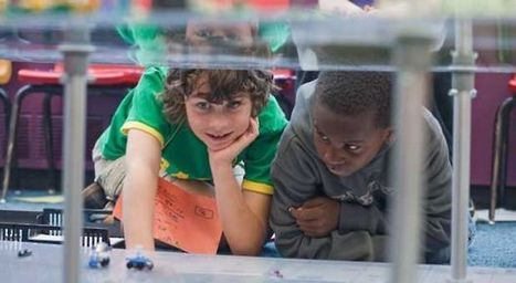 """John Hunter: """"World Peace And Other 4th-Grade Achievements"""" 