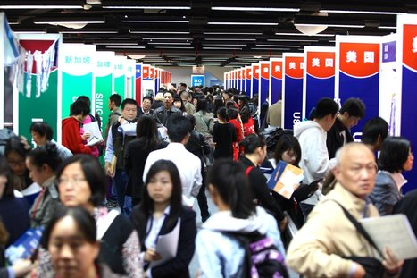 Smaller U.S. Colleges Try to Crack Chinese Market | >-College Arrow-> | Scoop.it