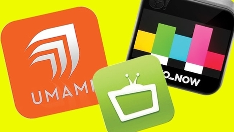 Twitter Killed All of These Second-Screen Apps | Adweek | SocialTVNews | Scoop.it
