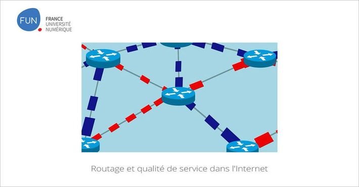 [Today] MOOC Routage et qualité de service dans l'Internet | MOOC Francophone | Scoop.it