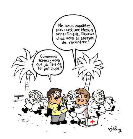 Attentats à Nice : les premiers soins | Dessinateurs de presse | Scoop.it