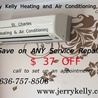 Jerry Kelly Heating and Air Conditioning, Inc.
