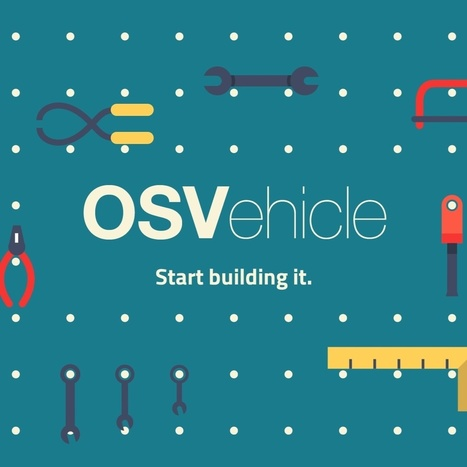 OSVehicle - Open Source Vehicle | DigitAG& journal | Scoop.it