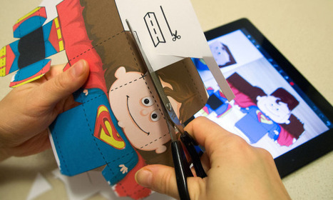 Turn iPad Art into Joyous 3D Figures with the Foldify App | BYOD & Related Stuff | Scoop.it