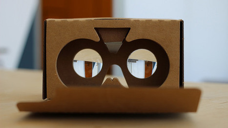 5 Steps to Get Started With Google Cardboard VR Viewer in Your Classroom — Emerging Education Technologies | Cuppa | Scoop.it