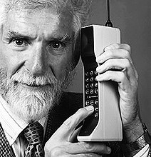Mobile Phone History: All The Firsts [Infographic] | New Digital Media | Scoop.it