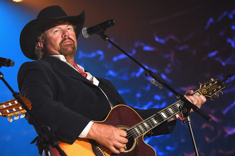 Toby Keith Responds to Critics Over Trump Inauguration Concert Performance | Country Music Today | Scoop.it