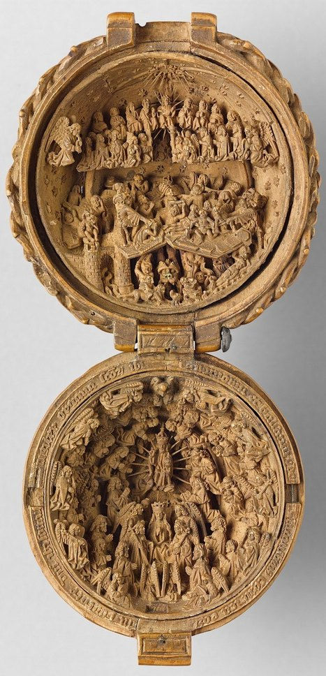 #16thCentury #Boxwood #Carvings Are So #Miniature Researchers Used X-Ray To Solve Their Mystery. #art | Luby Art | Scoop.it