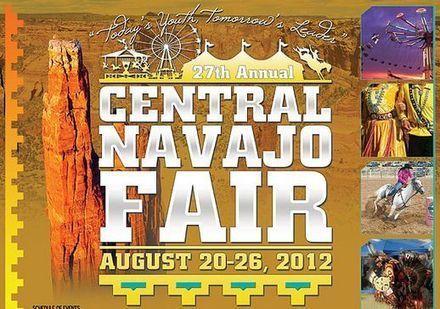 Central Navajo Fair Schedule August 20-26 | Shideezhi - Native North American  Girls and Women | Scoop.it