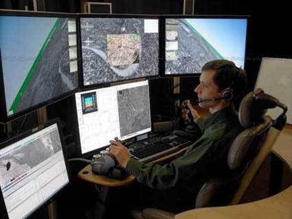 #Empleos del futuro: La industria de la aviación no tripulada #UAV | geoinformação | Scoop.it