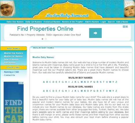 muslim boy names' in 786 Online Shop, Page 4   Scoop it