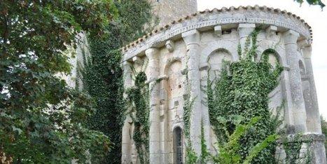 Champagne-Vigny face au chantier coûteux de son église   L'observateur du patrimoine   Scoop.it