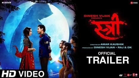 Watch Online Bollywood Horror Movie Stree 2018
