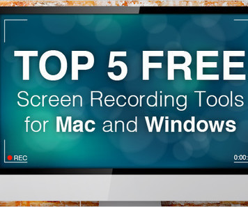 Top 5 Free Screen Recording Tools for Mac and Windows | e-Learning, Diseño Instruccional | Scoop.it