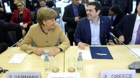 L'Allemagne a vivement profité de la crise en Grèce, selon une étude   Allemagne, réalité vs illusion   Scoop.it