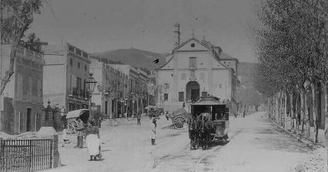 Josepets - foto 1890   Plaça Lesseps   Scoop.it