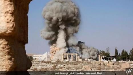 Cultural heritage a casualty of war - Yahoo News | Heritage and Museology  -  Patrimoni i Museologia | Scoop.it