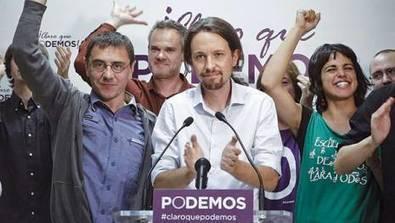 Le parti des indignés, Podemos, troisième force politique : La leçon espagnole - International - El Watan | Communiqu'Ethique sur la gouvernance économique et politique, la démocratie et l'intelligence collective | Scoop.it