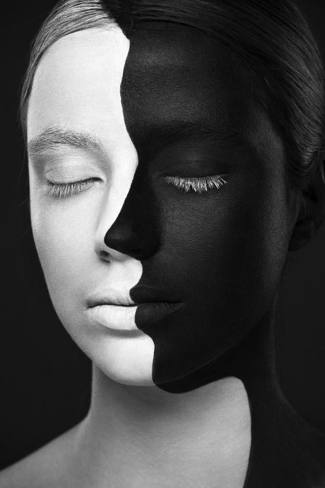 Artistic Black and White Portrait Photography by Alexander Khokhlov | DSLR video and Photography | Scoop.it