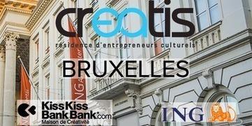 Le premier incubateur dédié aux industries culturelles et créatives voit le jour à Bruxelles - Cultureveille