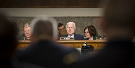 McCain Slams Mabus For 'Tinkering' With Navy Job Titles | Veterans Affairs and Veterans News from HadIt.com | Scoop.it